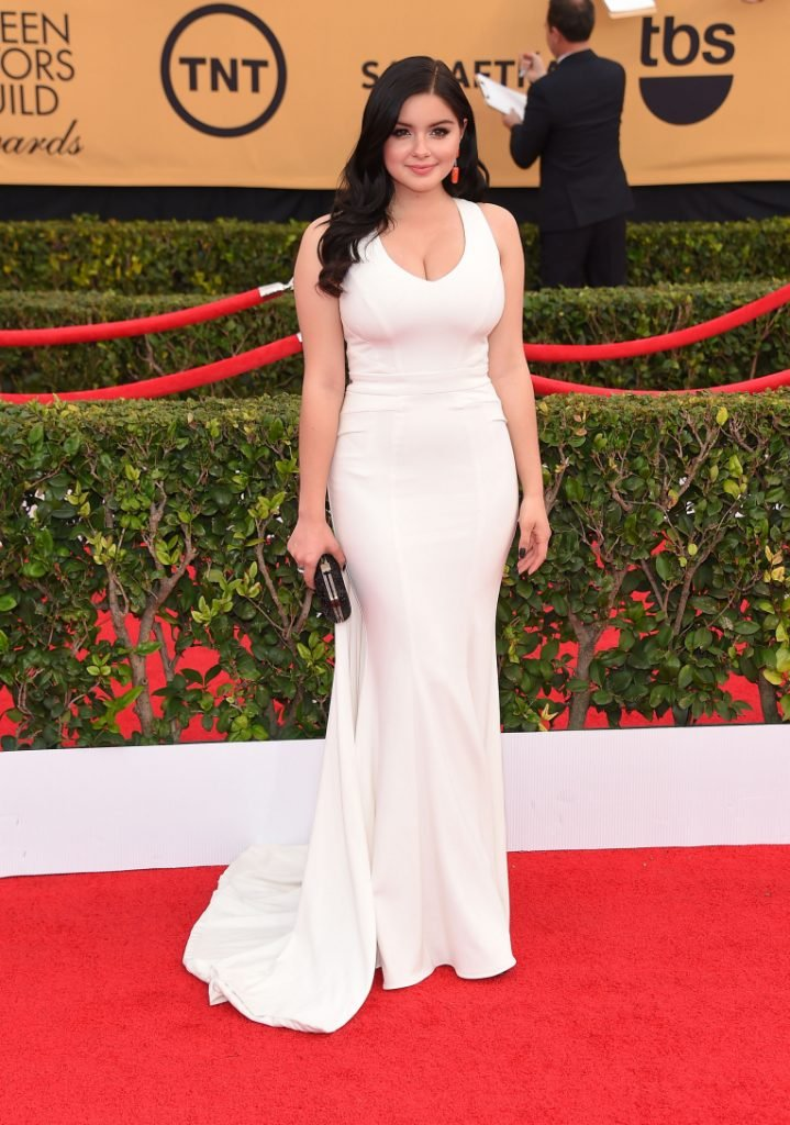 Ariel Winter at the Annual Screen Actors Guild Awards