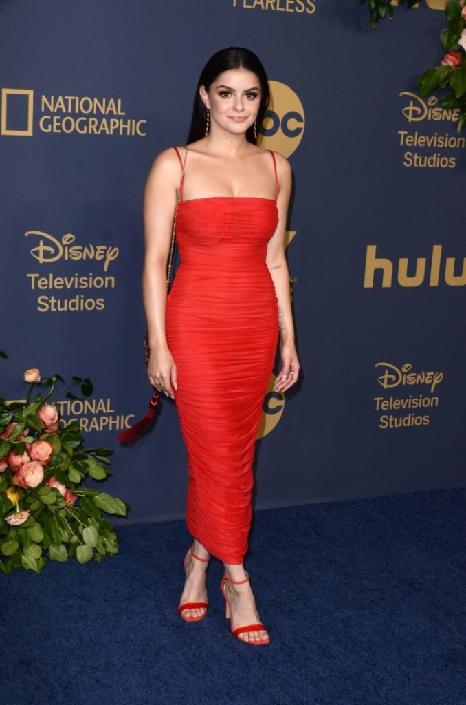 Ariel Winter at the Walt Disney Television Emmy Party