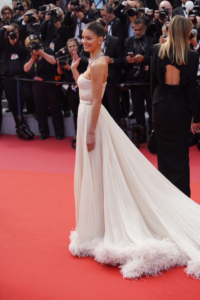Camila Morrone at the Cannes film festival