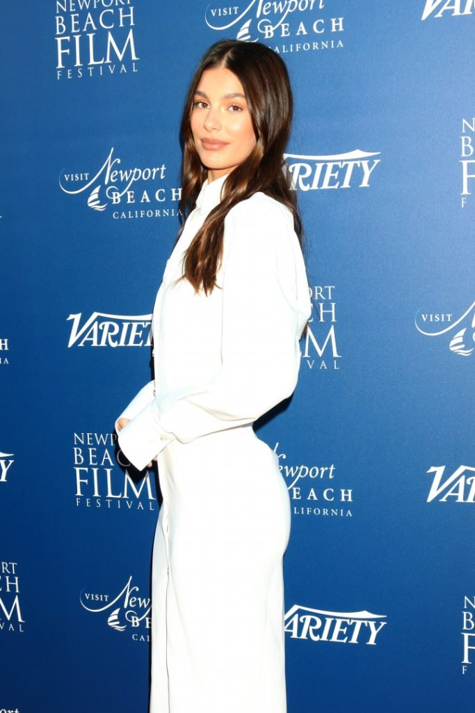 Camila Morrone at the Newport Beach Film Festival