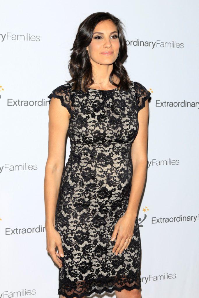 Daniela Ruah at the Extraordinary Families Gala