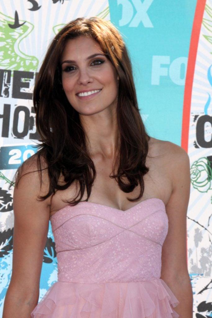 Daniela Ruah at the Teen Choice Awards