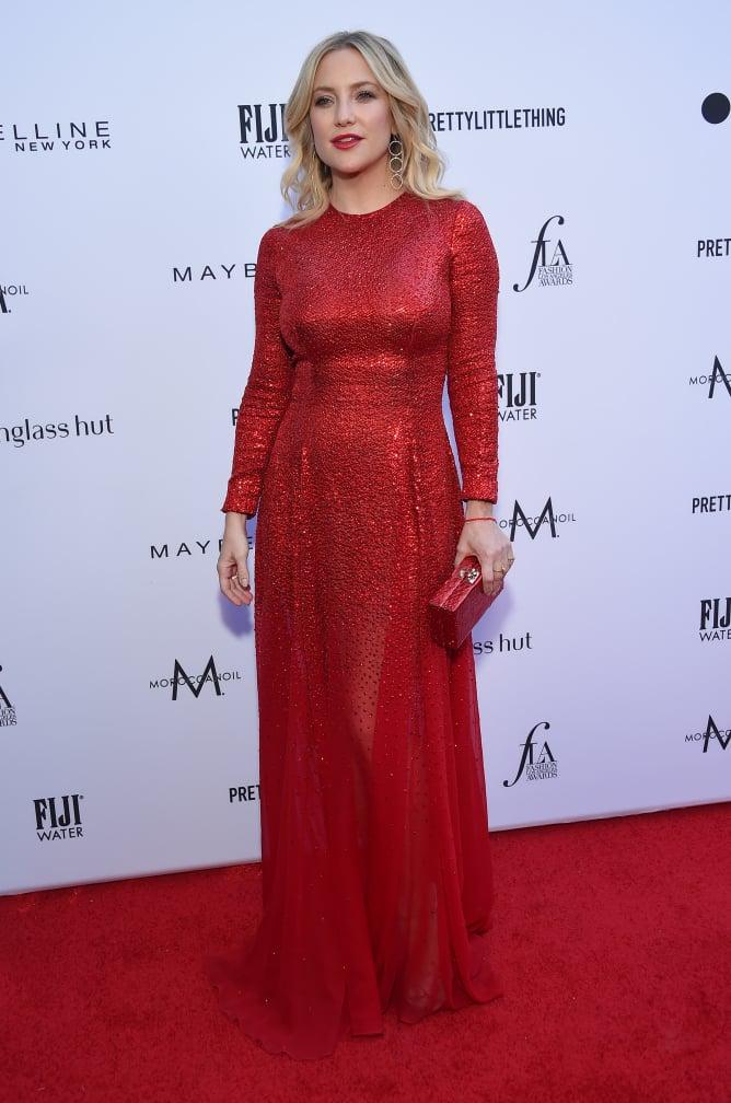 Kate Hudson for the Annual Fashion LA Awards