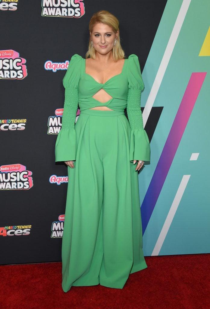 Meghan Trainor at the Radio Disney Music Awards