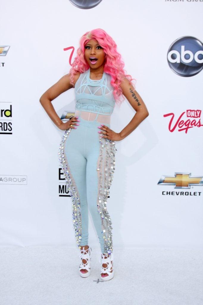 Nicki Minaj at the Billboard Music Awards