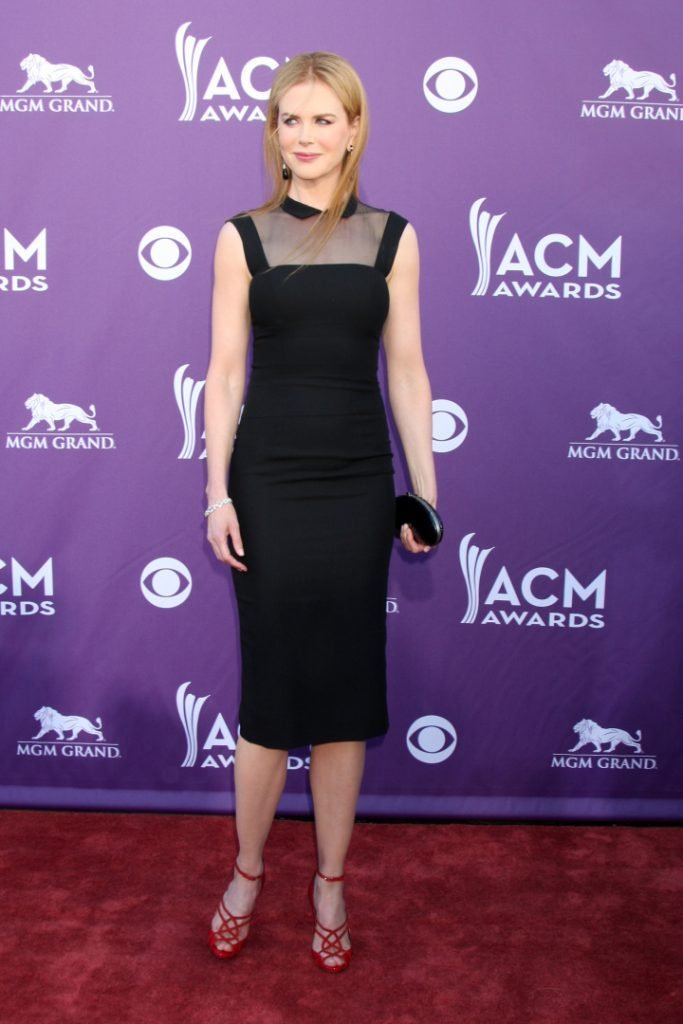 Nicole Kidman at the Academy of Country Music Awards