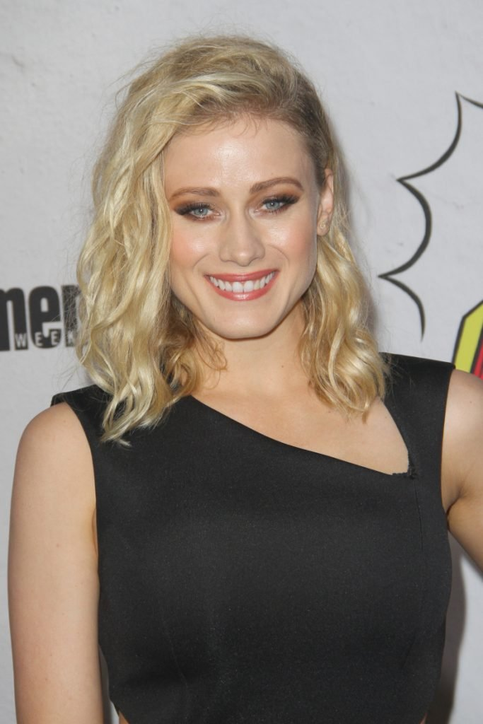 Olivia Taylor Dudley at the Annual Comic-Con