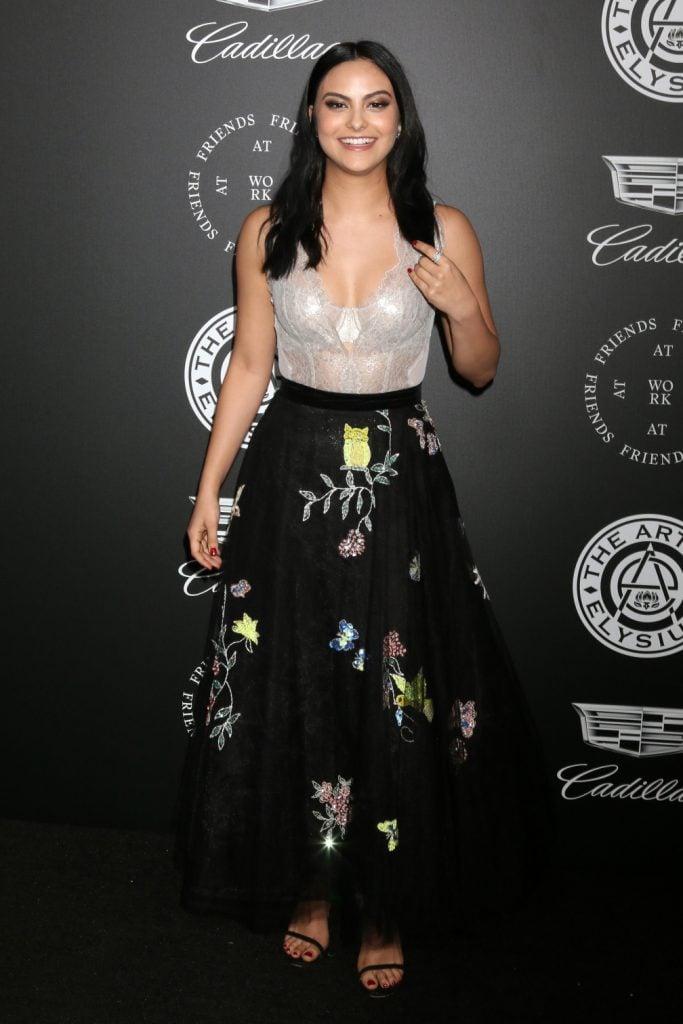 Actress Camila Mendes