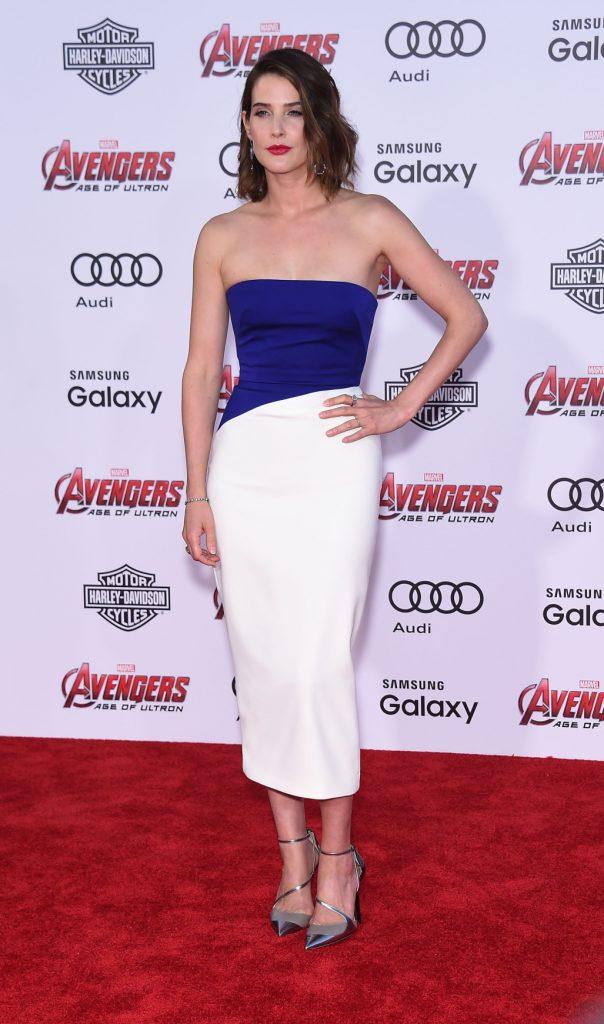 Actress Cobie Smulders