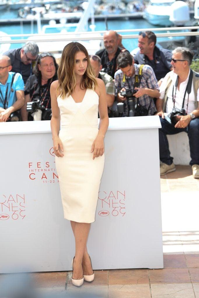 Ana de Armas at the Festival de Cannes