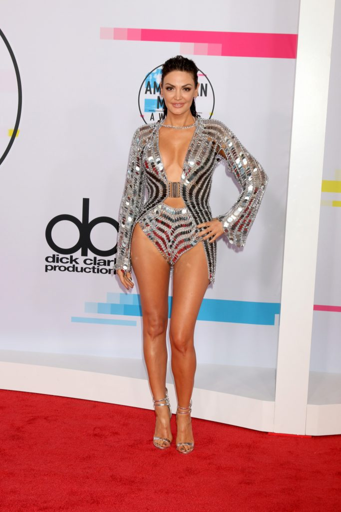 Bleona Qereti at the American Music Awards
