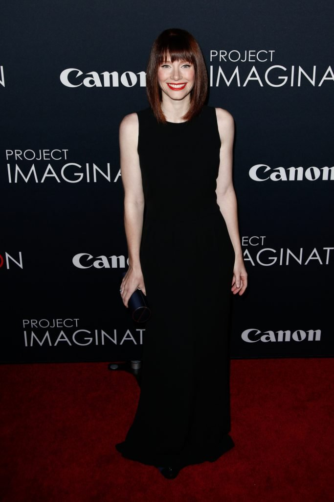 Bryce Dallas Howard at the premiere of Canon's 'Project Imaginat10n Film Festival