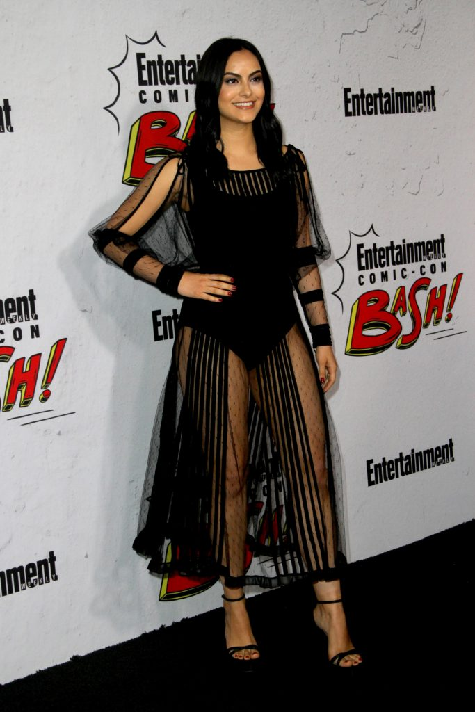 Camila Mendes at the Entertainment Weekly's Annual Comic-Con Party