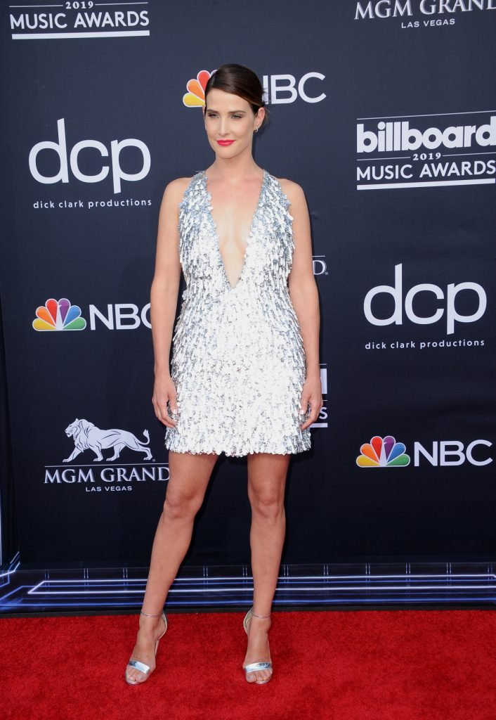 Cobie Smulders at the Billboard Music Awards