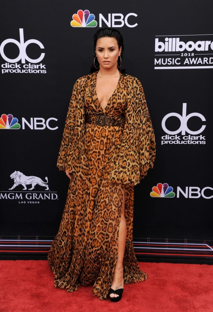 Demi Lovato at the Billboard Music Awards