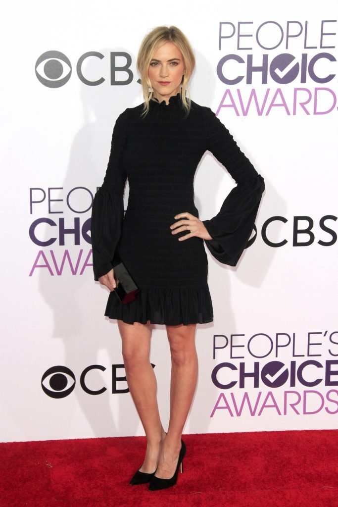 Emily Wickersham at the People's Choice Awards