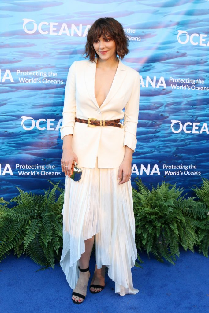 Katharine McPhee at the Annual SeaChange Summer Party