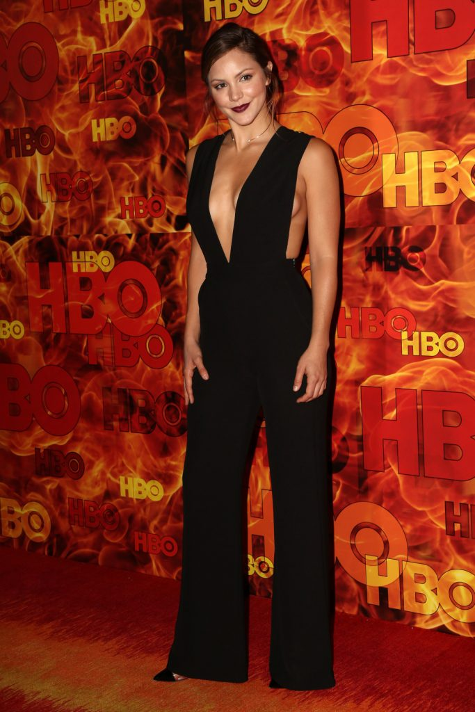 Katharine McPhee at the HBO Primetime Emmy Awards After-Party