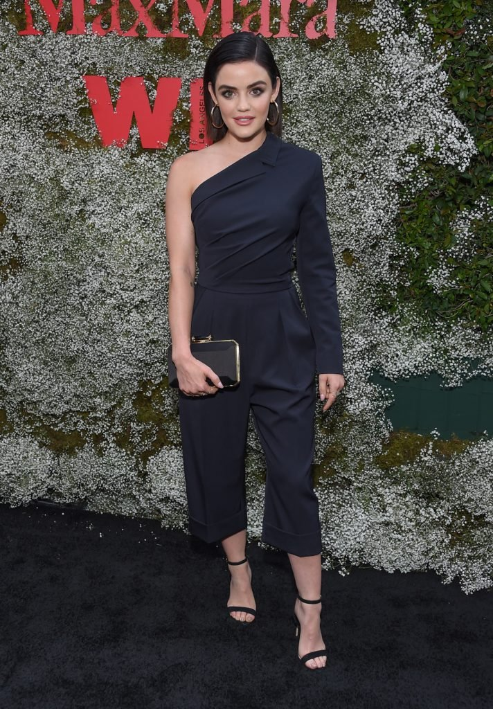 Lucy Hale at the InStyle Max Mara Women In Film Celebration