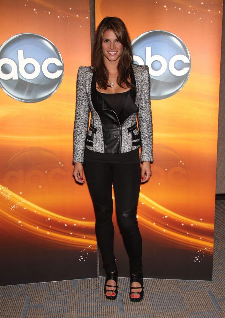 Missy Peregrym arrives to the ABC Disney May Press Junket