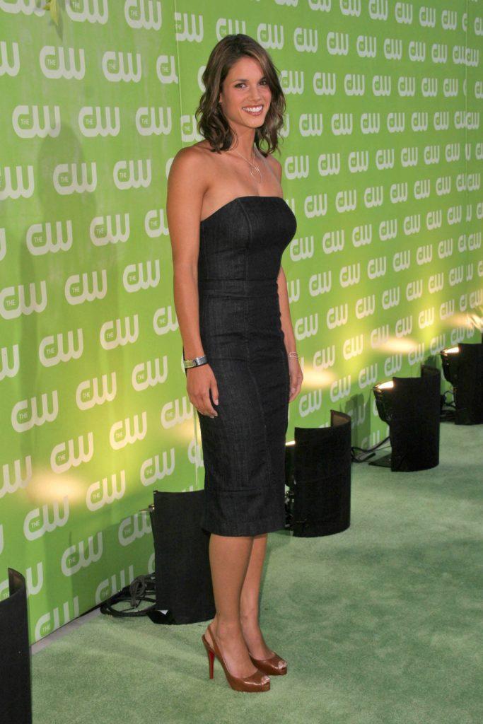 Missy Peregrym at the CW Summer TCA Press Tour
