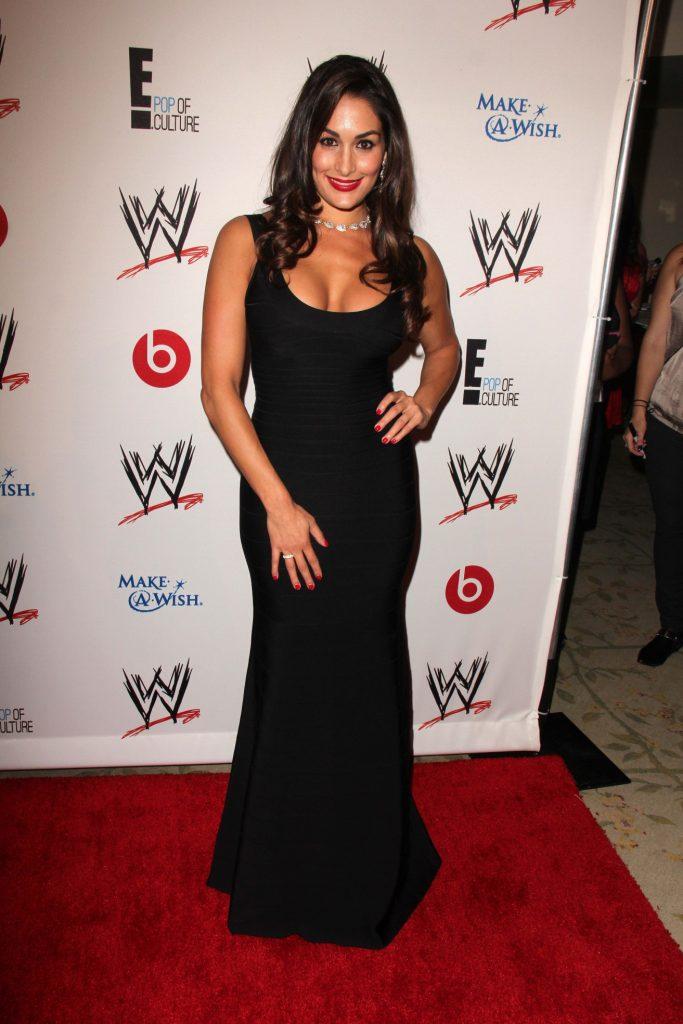Nikki Bella at Superstars for Hope honoring Make-A-Wish