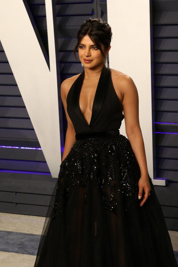Priyanka Chopra at the Vanity Fair Oscar Party