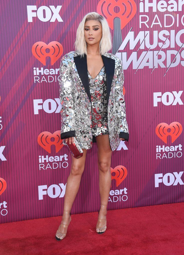 Shay Mitchell at the iHeart Radio Music Awards