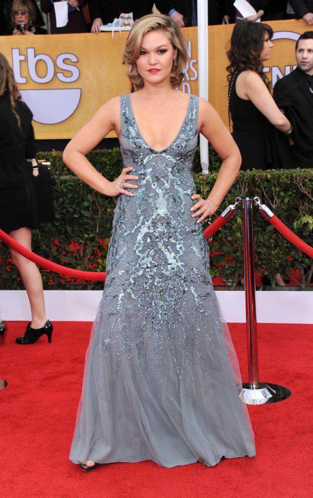 Actress Julia Stiles