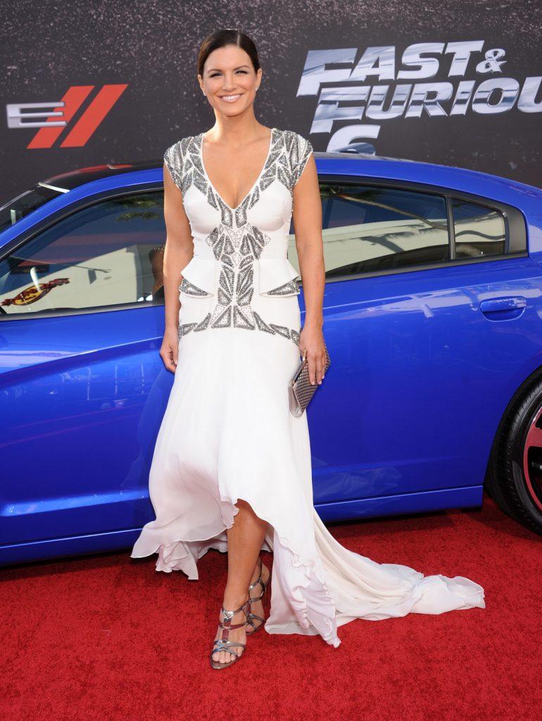Gina Carano at the Fast & Furious 6 US Premiere