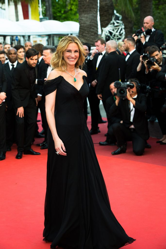 Julia Roberts at the Money Monster Premiere