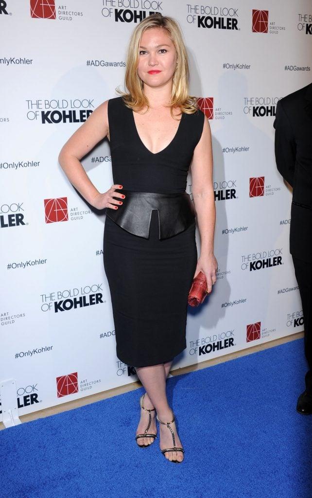 Julia Stiles at the Art Director's Guild Awards