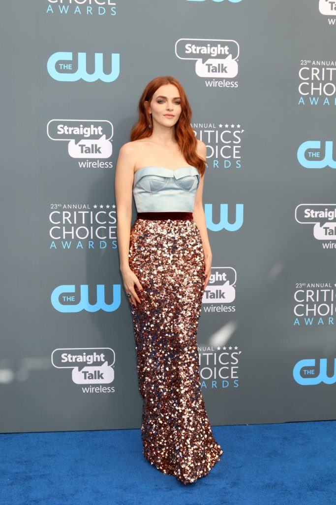 Madeline Brewer at the Critics' Choice Awards