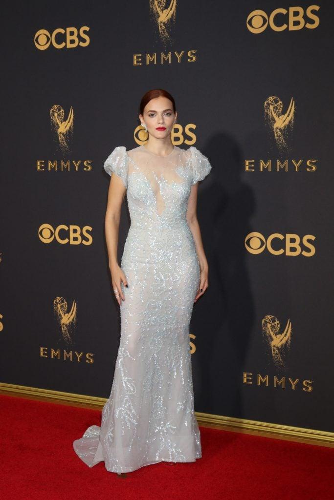 Madeline Brewer at the Primetime Emmy Awards