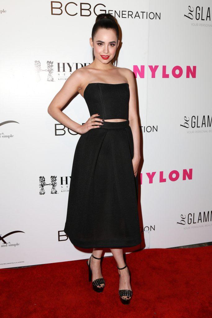 Actress Sofia Carson