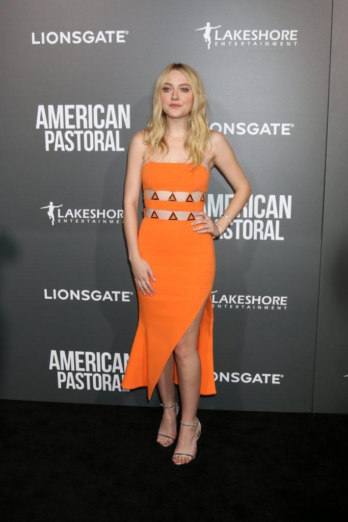 American Actress Dakota Fanning