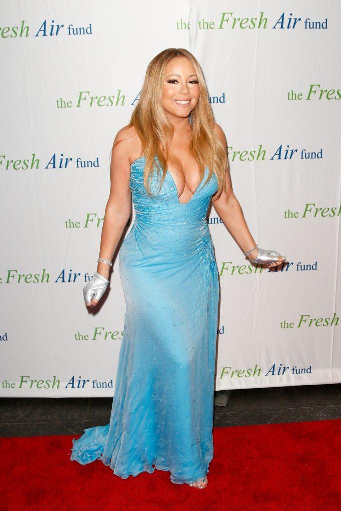 American Singer Mariah Carey
