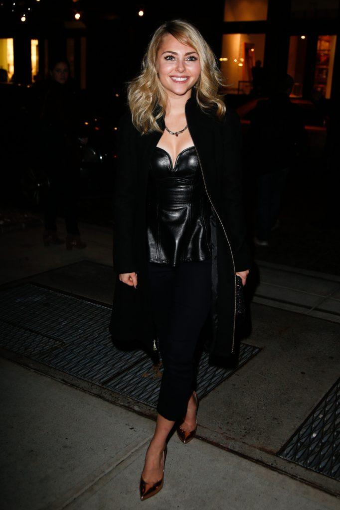 AnnaSophia Robb attends a screening of Thor