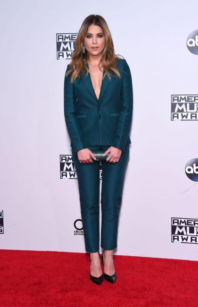 Ashley Benson at the American Music Awards