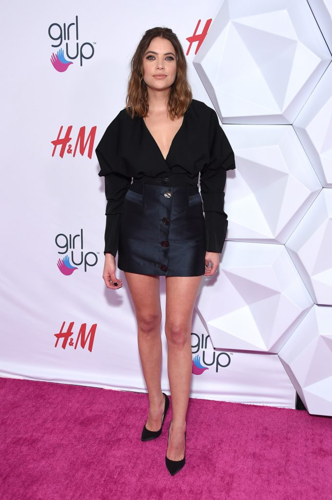 Ashley Benson at the Annual Girl Up Awards