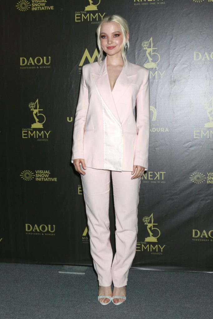 Dove Cameron at the Daytime Emmy Awards