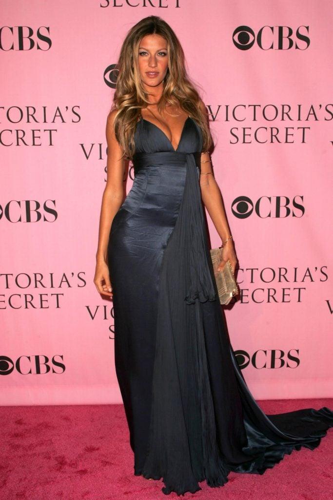 Gisele Bundchen at The Victoria's Secret Fashion