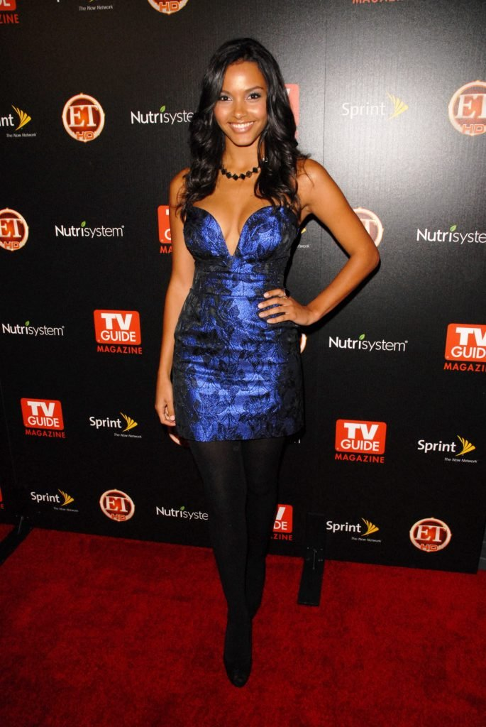 Jessica Lucas at the TV GUIDE Magazine's Hot List Party