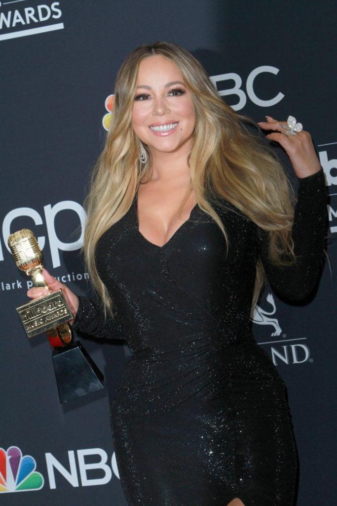 Mariah Carey at the Billboard Music Awards