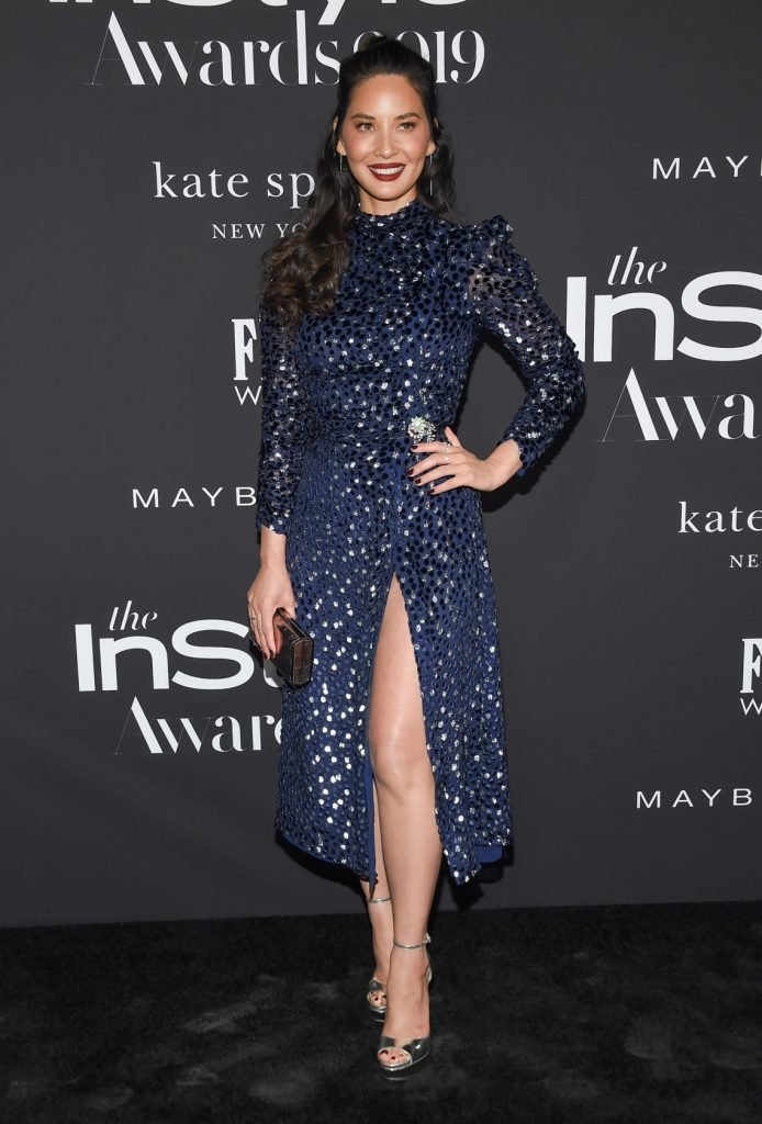 Olivia Munn at the InStyle Awards