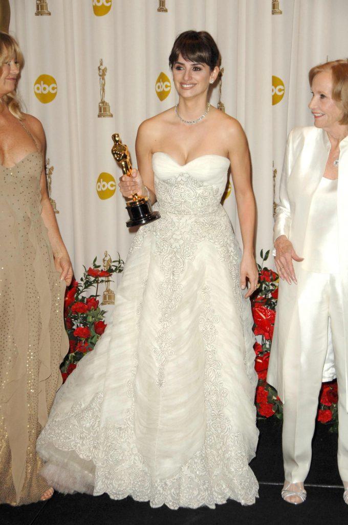 Penelope Cruz at the Annual Academy Awards