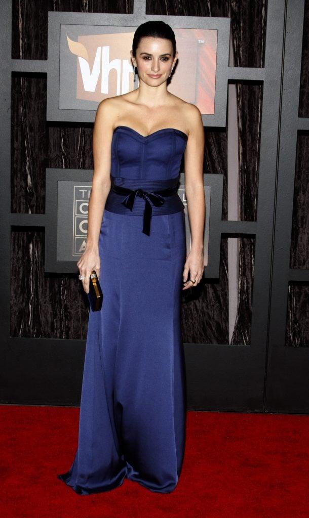 Penelope Cruz at the Critics' Choice Awards