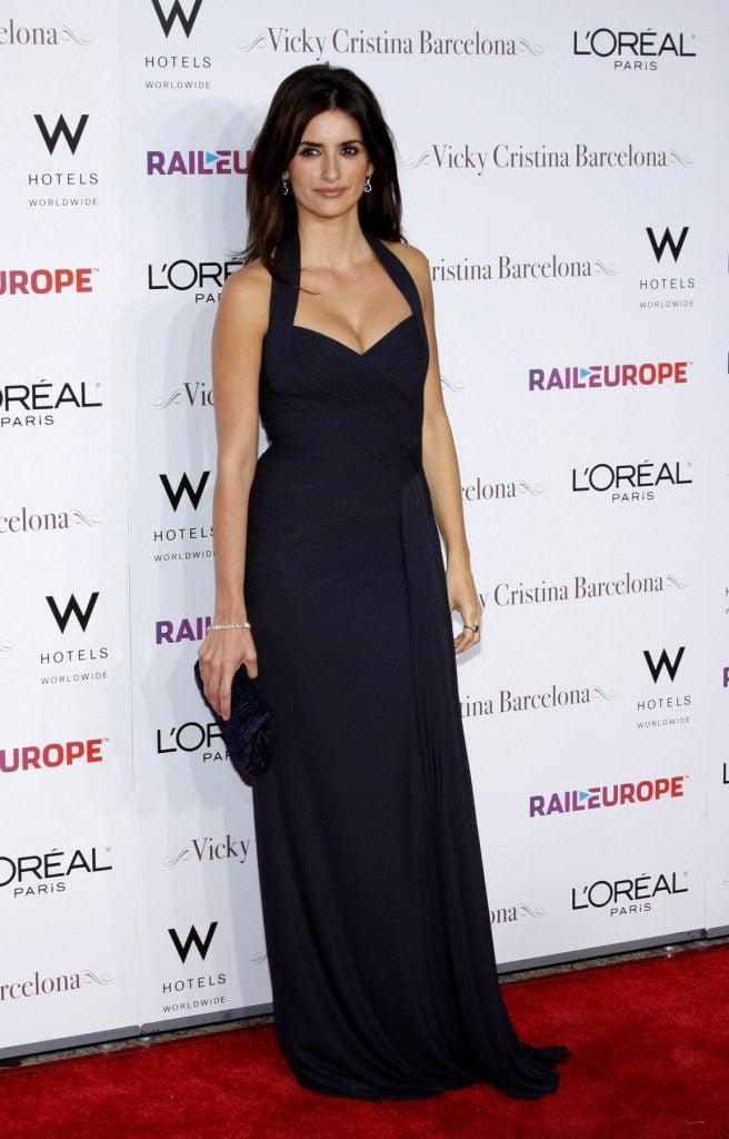 Sexiest Woman Penélope Cruz