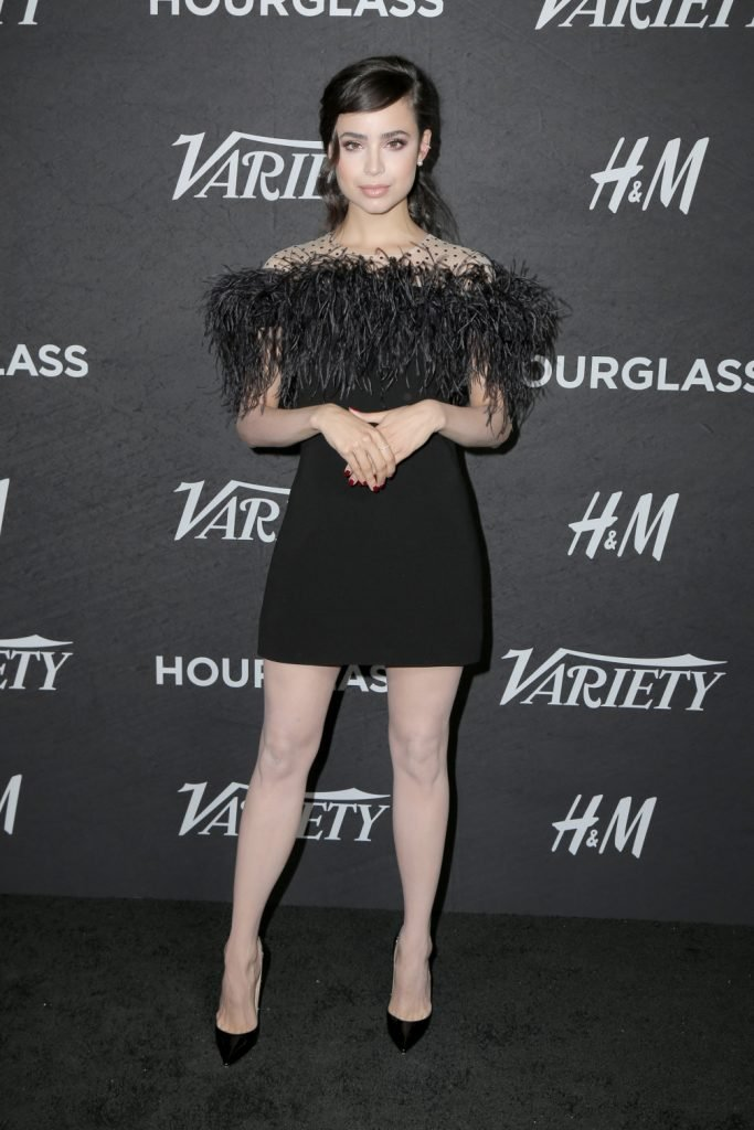 Sofia Carson at the Variety's Power of Young Hollywood Party