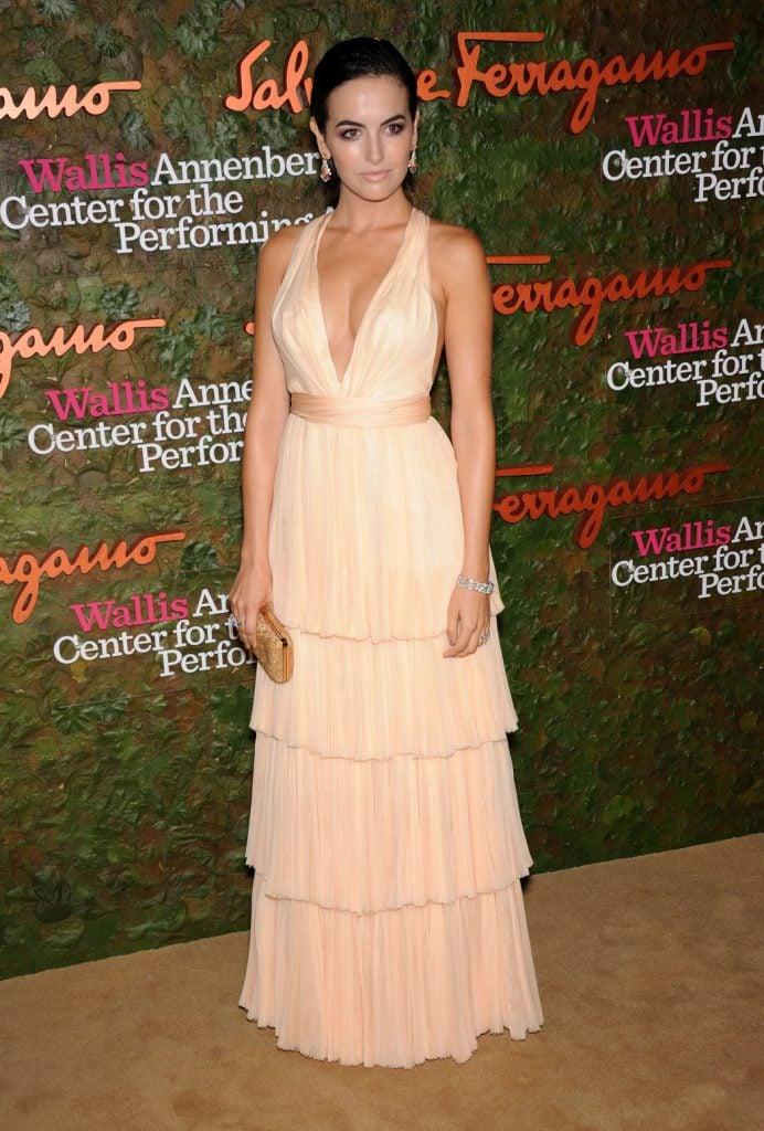 Actress Camilla Belle